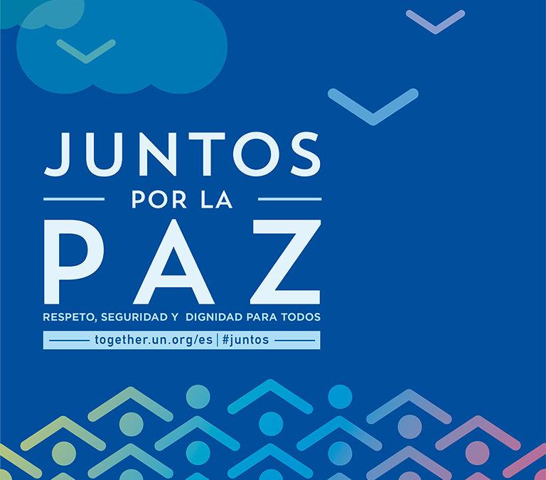 Unirse a la campaña de sensibilización de la TPRF «Paz para las personas 2017»