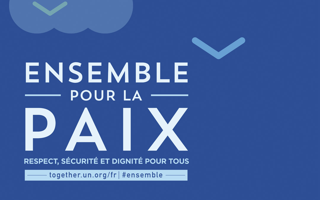 "Soutenez la campagne ""Peace for People 2017"" de TPRF"