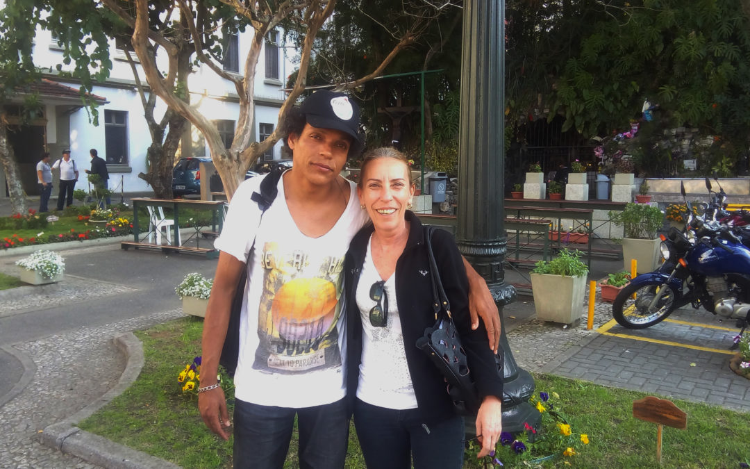 «Otra perspectiva»: Personas sin hogar asisten al PEP en Brasil