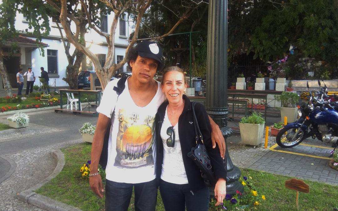 """Una prospettiva diversa"": il PEP in Brasile per i senzacasa"