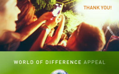 Appeal Results: Thank You for Making a World of Difference