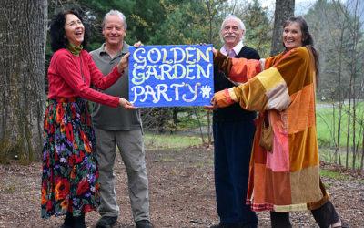 New Hosts for 'Golden Garden Party XI' Fundraiser June 16