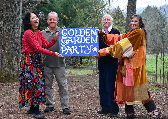 New Hosts for 'Golden Garden Party XI' Fundraiser June 16