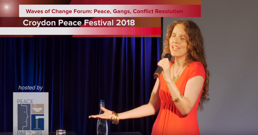 Peace Partner's Forum Showcases Peace Education to Stem London Violence