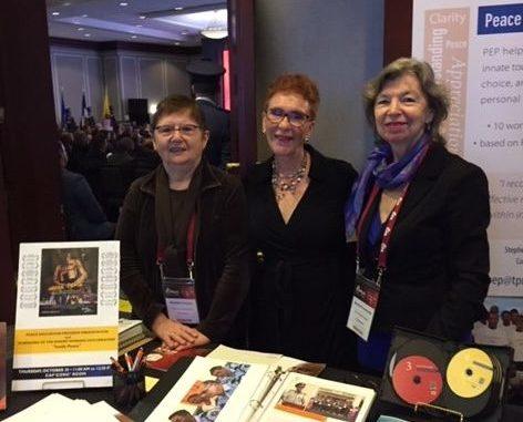 L'éducation pour la paix à l'honneur au congrès international des prisons