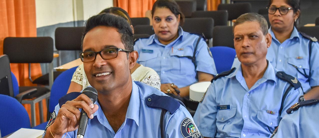 Mauritius Police Force Headquarters - Port Louis, Mauritius