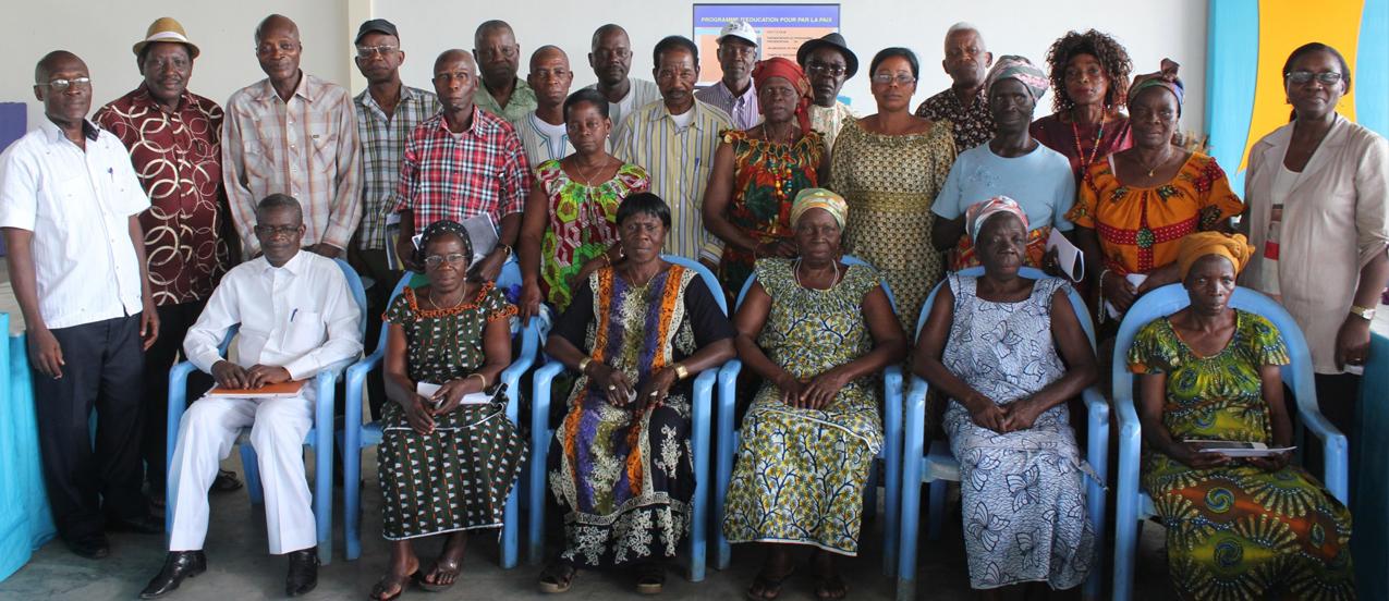Ong Dispora Cedao – CI 3e Age - Abidjan, Cote d'Ivoire