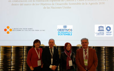 Malaga UNESCO Club Promotes Peace Education Program in Spain