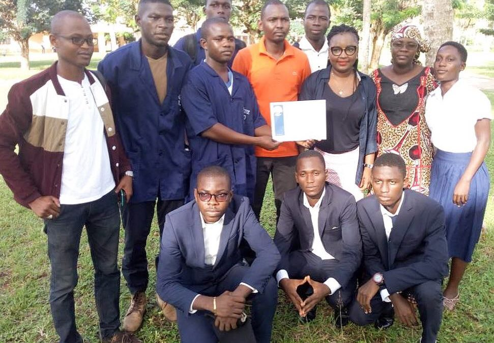 Peace Education Gains Popularity at Côte d'Ivoire College