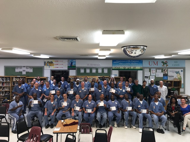 Everglades Endeavor: Inmates Report on Peace Education Program