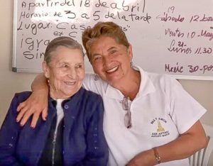 Peace Education Program Ecuador Seniors