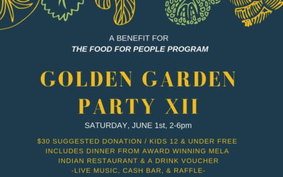Party for the People: 'Golden Garden Party XII' to Support Malnourished Children
