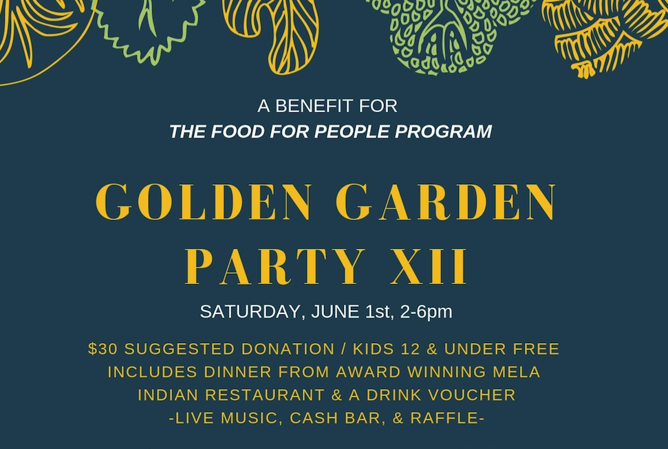 La 12e Golden Garden Party au profit des enfants malnutris