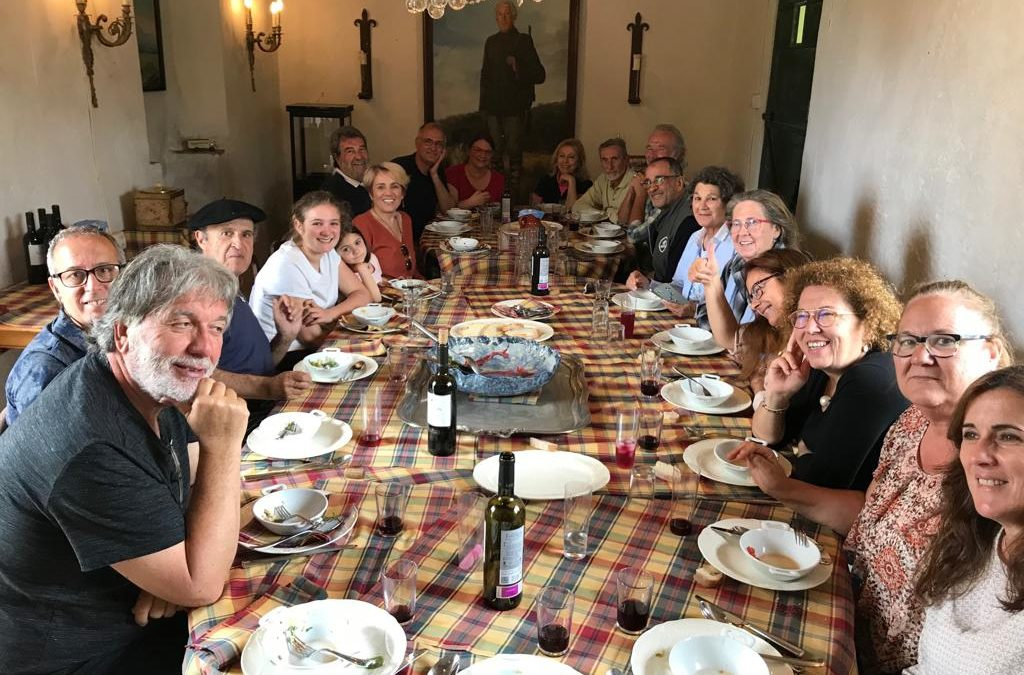 Paella for the People: Supporting TPRF Over Lunch in Spain