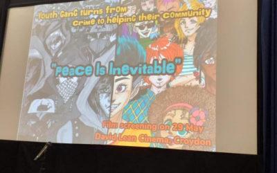 "Croydon Screening of ""Peace is Inevitable"" Highlights Power of Peace Education"