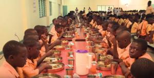FFP Ghana students scholastic