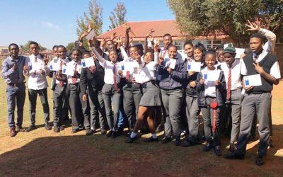 Des élèves sud-africains témoignent de leur expérience du Programme d'éducation pour la paix