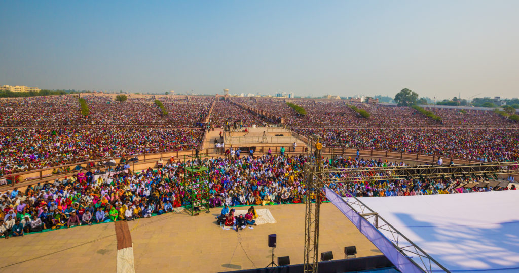 Prem Rawat audience