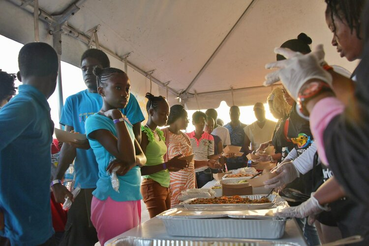 Prem Rawat Foundation Aids Hurricane Dorian Victims in Bahamas