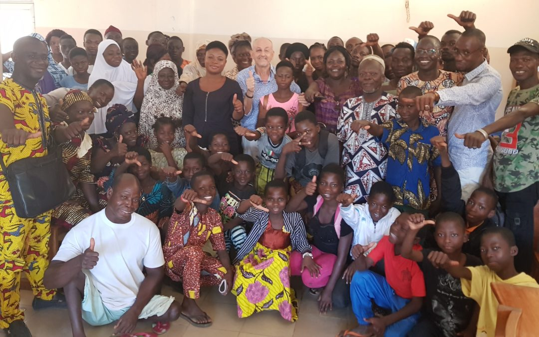 Benin Welcomes Peace Education Program