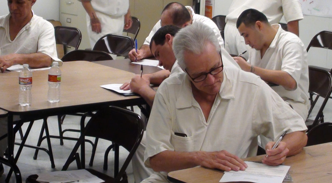 Peace Education Program Study Finds 'Very Positive' Effect With Inmates