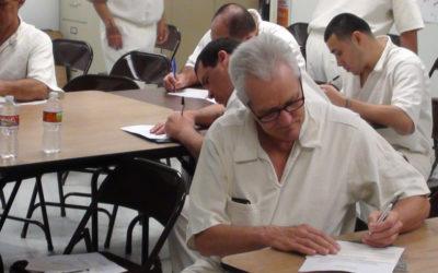 Étude d'impact du Programme d'éducation pour la paix en prison