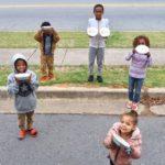 COVID-19 WCK kids