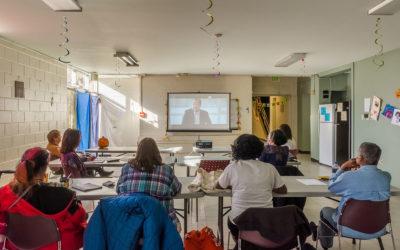 Étude de cas : le Programme d'éducation pour la paix est une planche de salut au cœur du projet Delores
