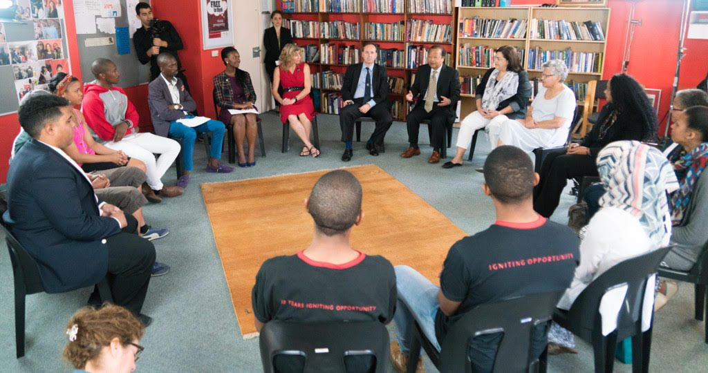 Prem Rawat va animer le Programme d'éducation pour la paix