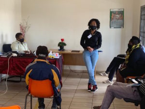 Peace Education Program facilitators are essential service providers in South Africa