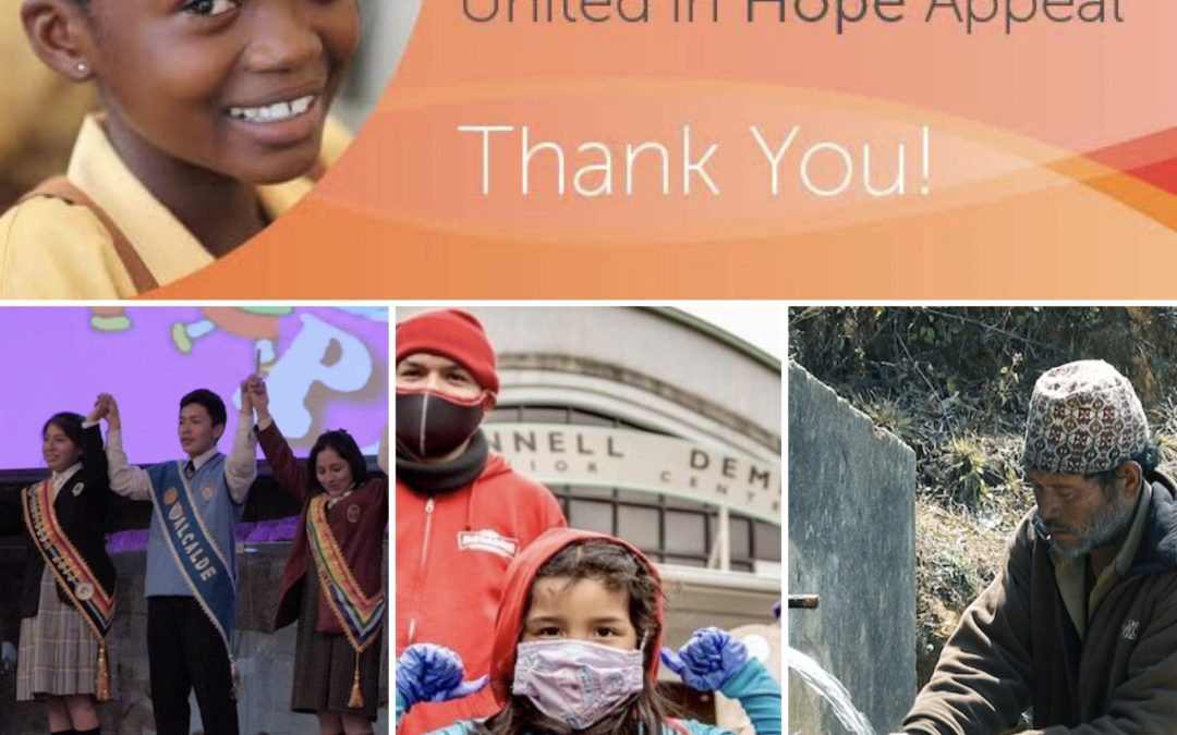 United in Hope Appeal: Supporters Raise $177,344 for Prem Rawat Foundation