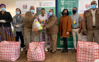 Benoni City Times Covers Prem Rawat Foundation's Parolee Feeding Initiative