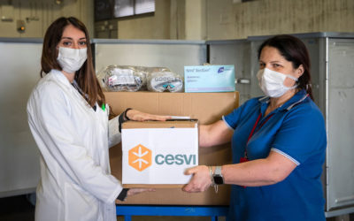 Cesvi Thanks Prem Rawat Foundation for COVID-19 Relief in Italy
