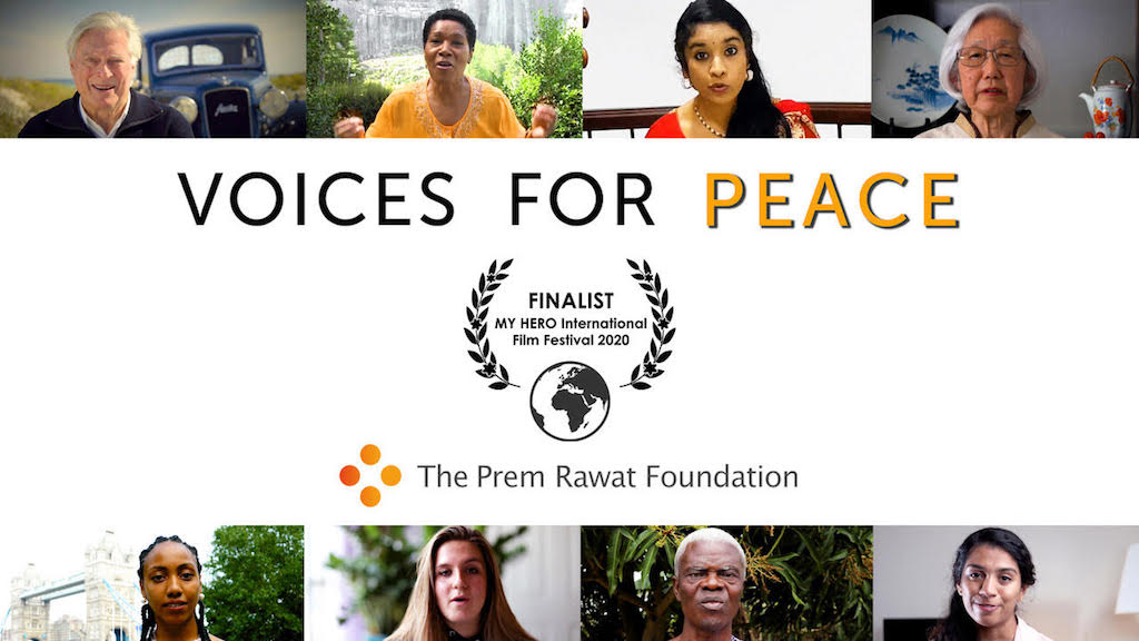 MY HERO Film Festival Selects 'Voices for Peace' as Finalist