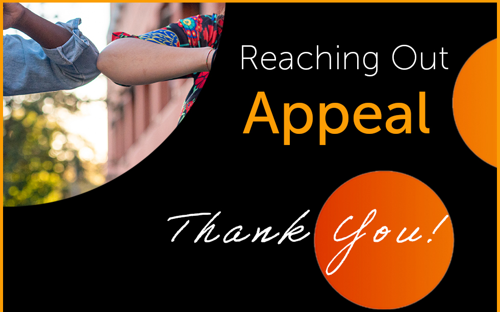 Reaching Out Appeal Raises Record $212,339